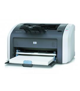 HP used εκτυπωτής LaserJet 1010, laser, monochrome, με toner