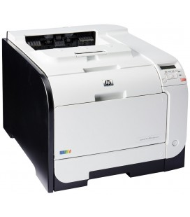 HP used Printer M451dn, Laser, Color, με toner