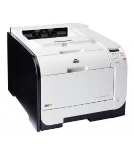 HP used Printer M451dn, Laser, Color, χωρίς toner