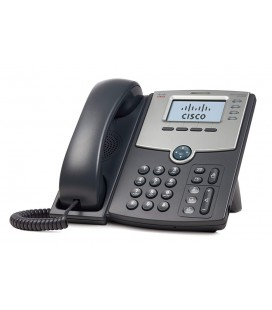 CISCO used IP Phone SPA 504G, PoE, γκρι