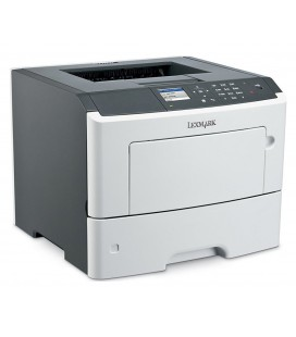 LEXMARK used Printer MS610DN, mono, laser, με toner & drum